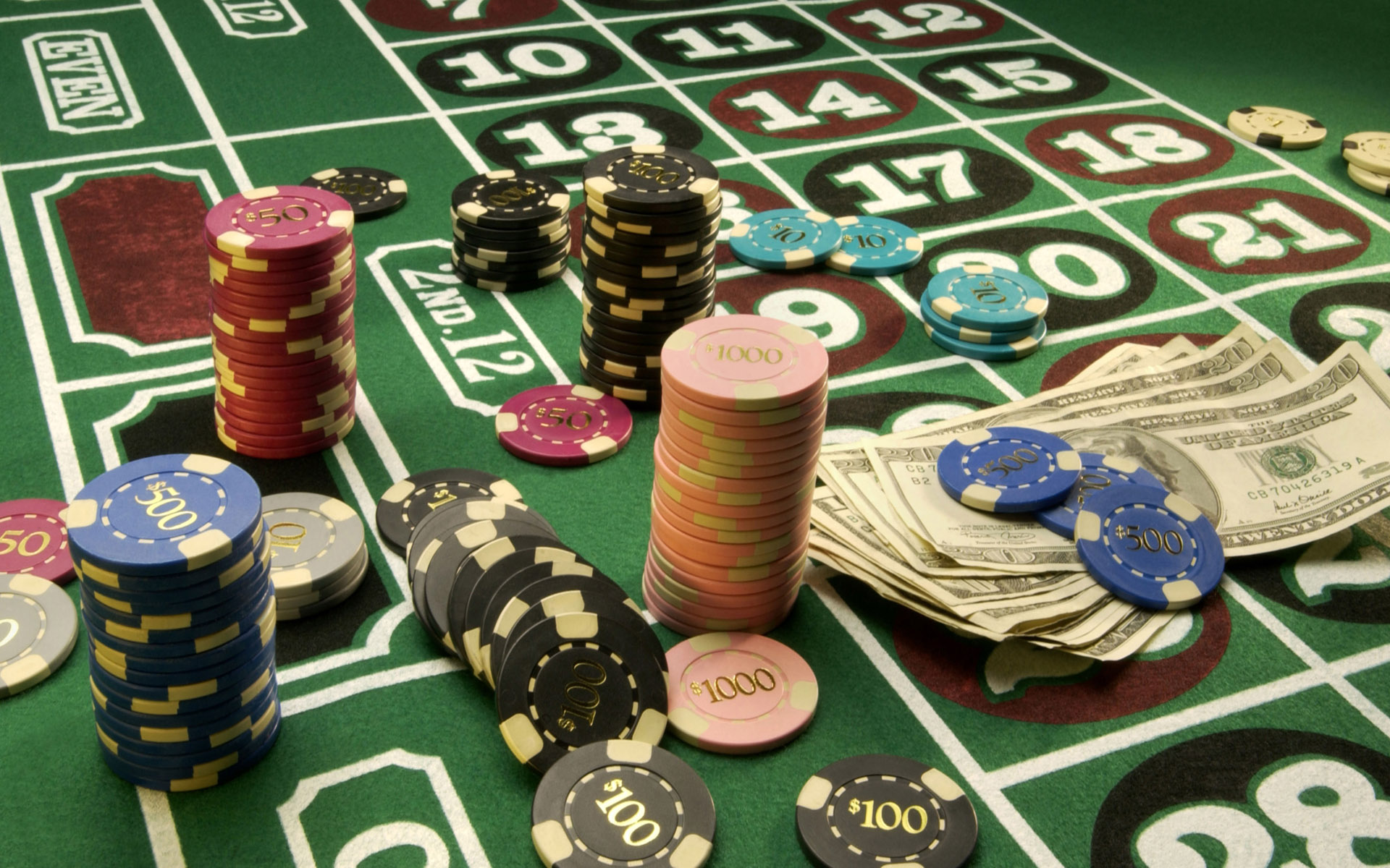 Questioning The Way To Make Your Online Casino Rock?