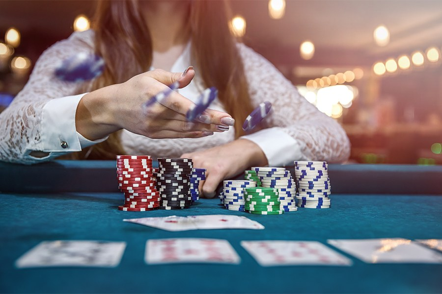 Five Efficient Methods To Get Extra Out Of Gambling