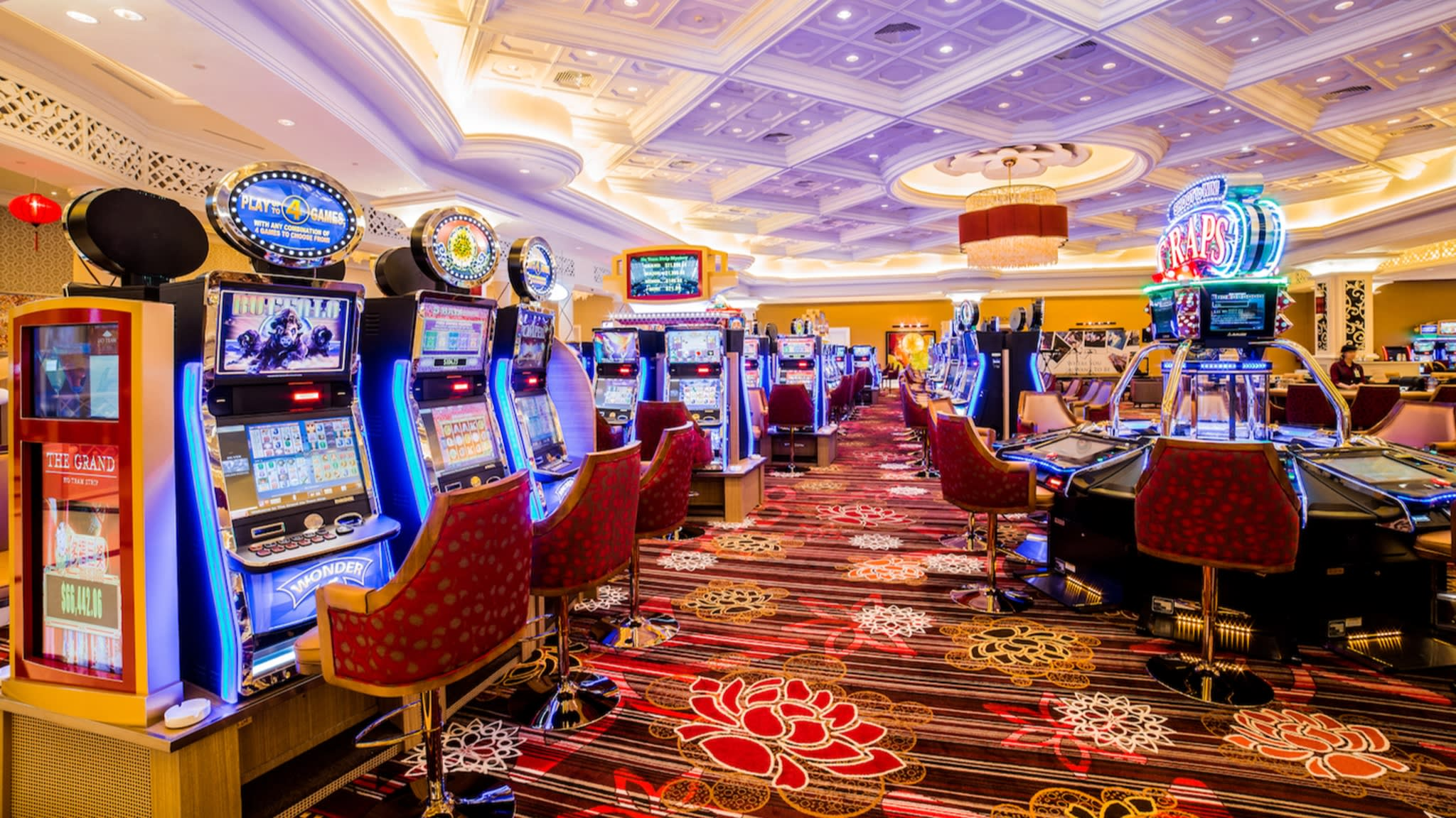 Five Components That Affect Gambling