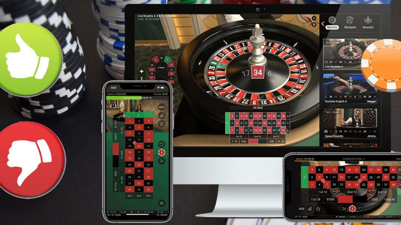 Casino Promotion Online Game