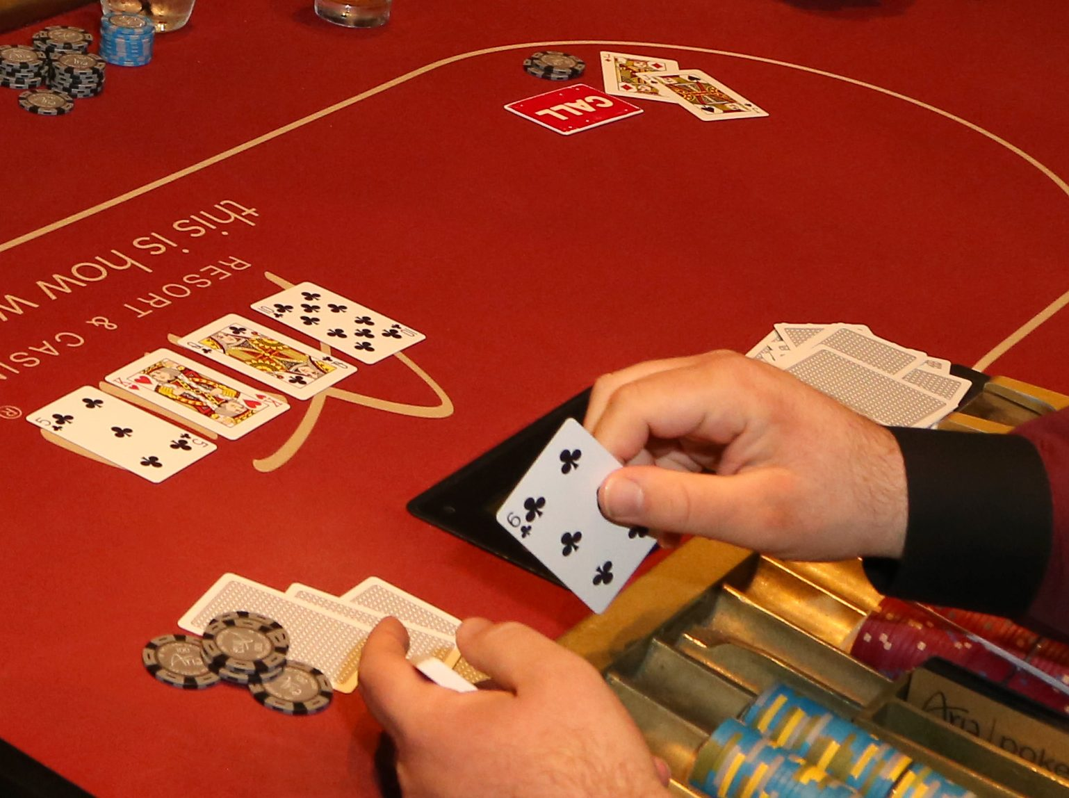 How To Determine If It's Best To Really Do Casino