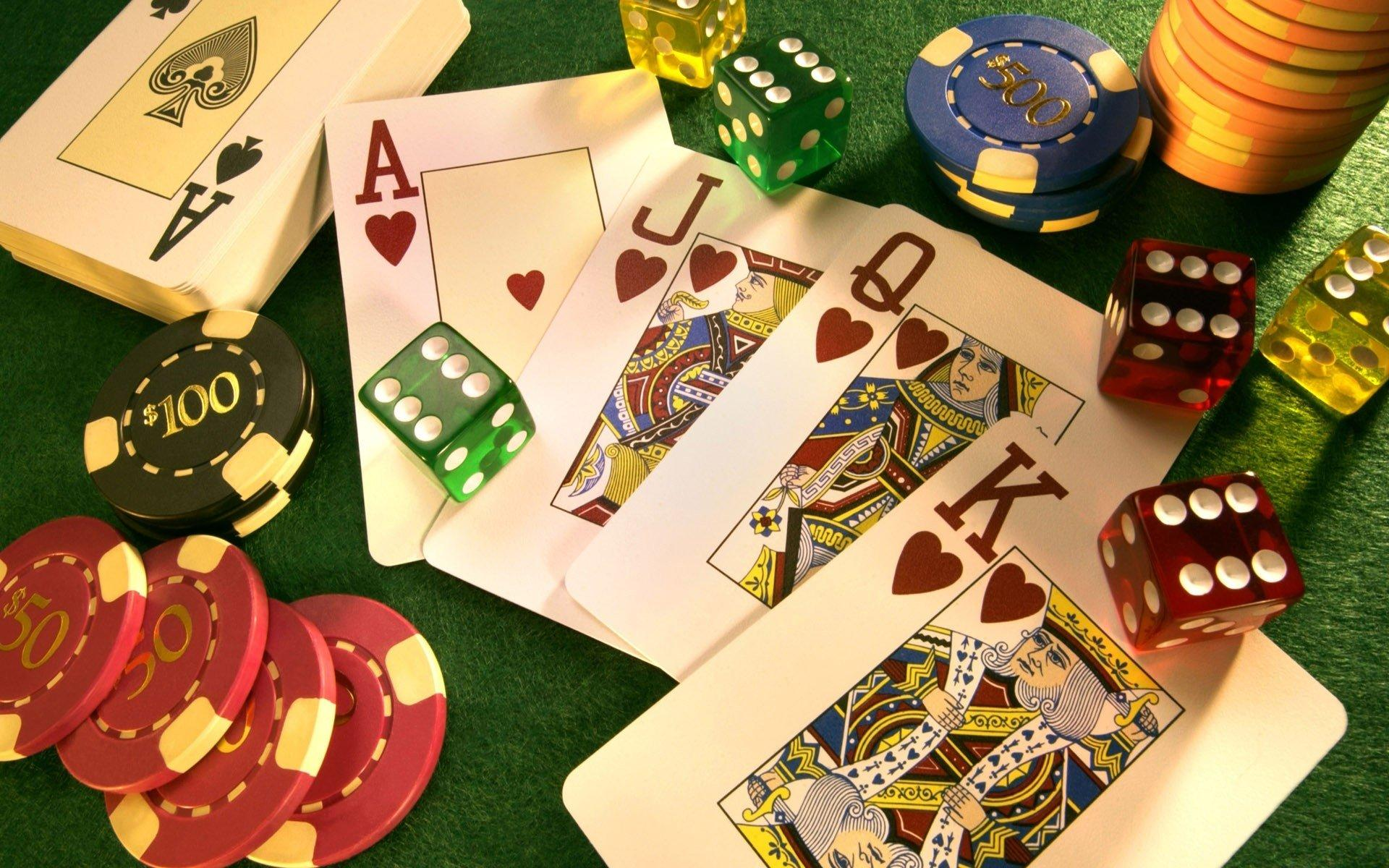 Gambling And Love Have Four Issues In Frequent