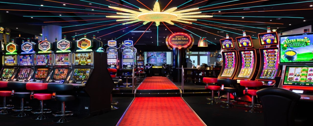 Welcome to a brand new Look Of Casino